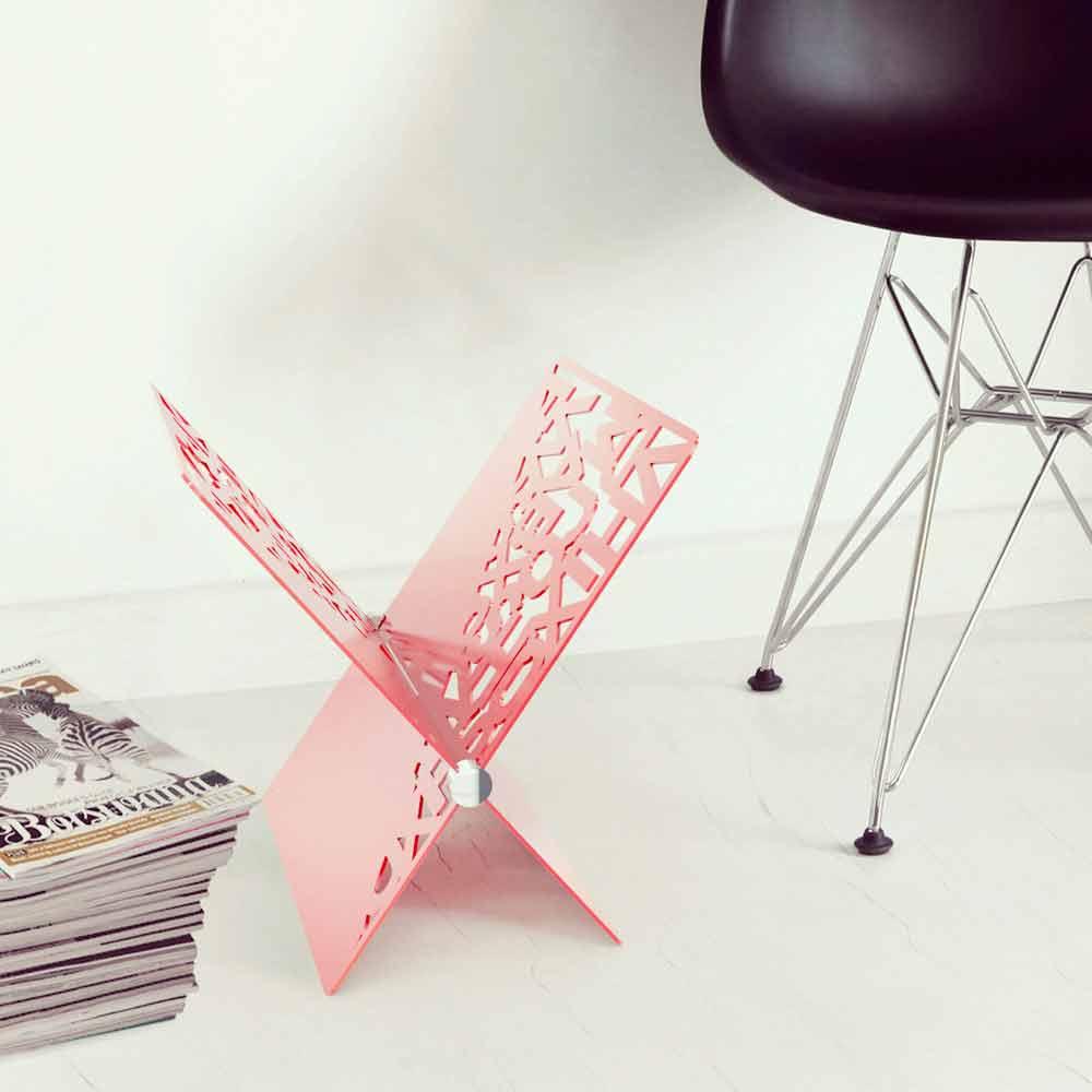 Porta riviste di design rotokalko mabele a prezzi scontati for Riviste di design