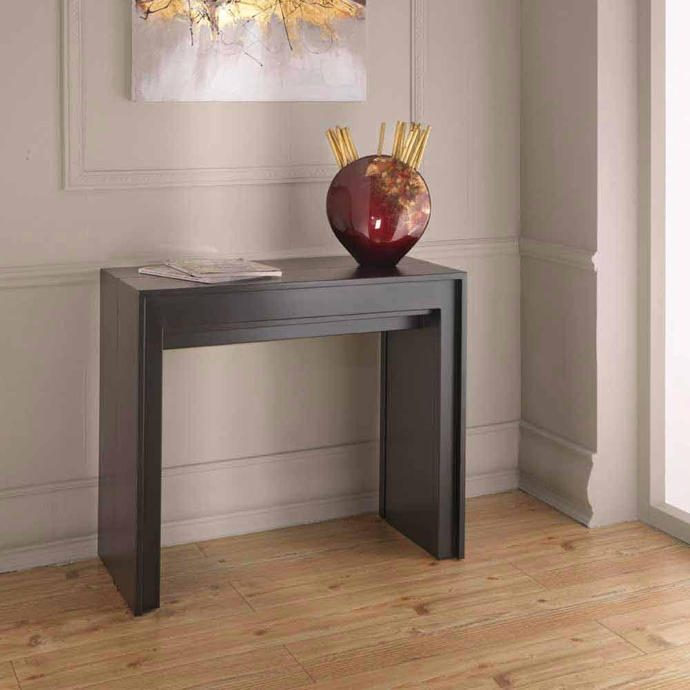Consolle allungabile tavolo da pranzo lie for Viadurini tavoli