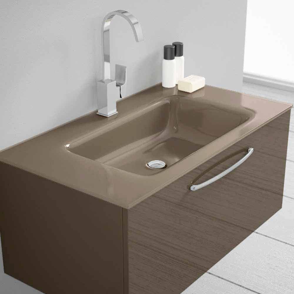 bagni colore grigio tortora ~ Comarg.com = Lussuoso Design del Bagno ...