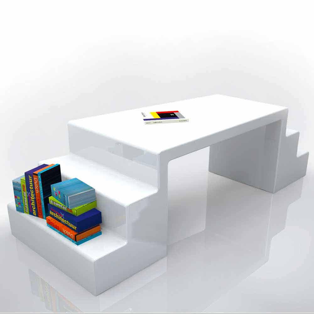 Scrivania ufficio bianca mj82 pineglen for Libreria bianca economica
