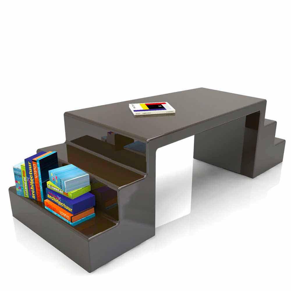 Scrivania moderna da ufficio bianca verde o moka abbott for Accessori scrivania design