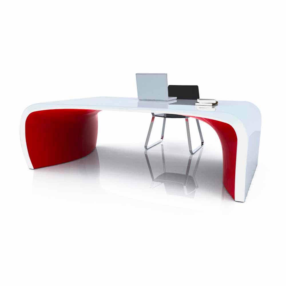 Scrivania per ufficio design moderno sonar prodotto for Scrivania studio