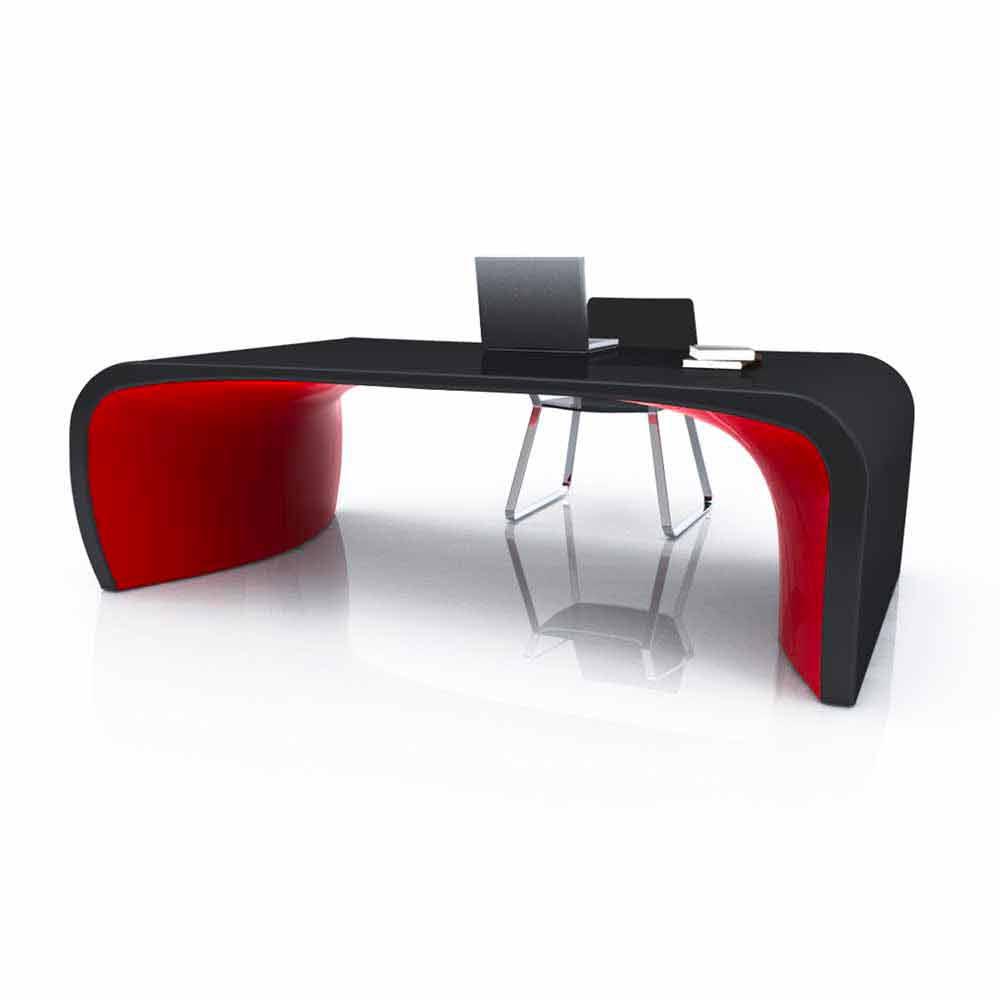 Scrivania per ufficio design moderno sonar prodotto for Design ufficio
