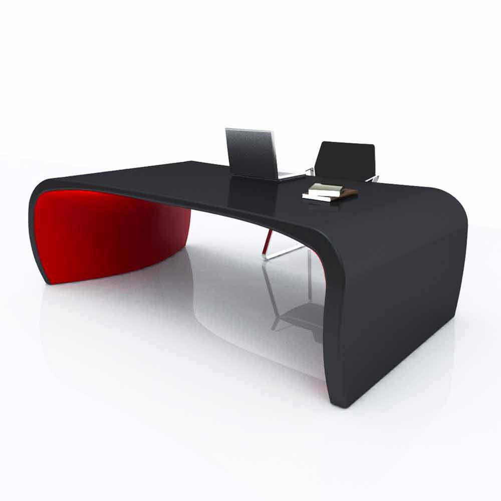Scrivania per ufficio design moderno sonar prodotto for Uffici di design