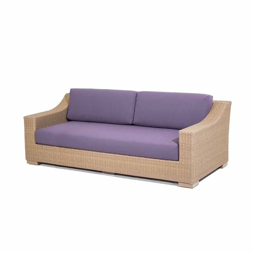 Divani per esterni cuscini per divani esterni idee per for Arredo giardino divani