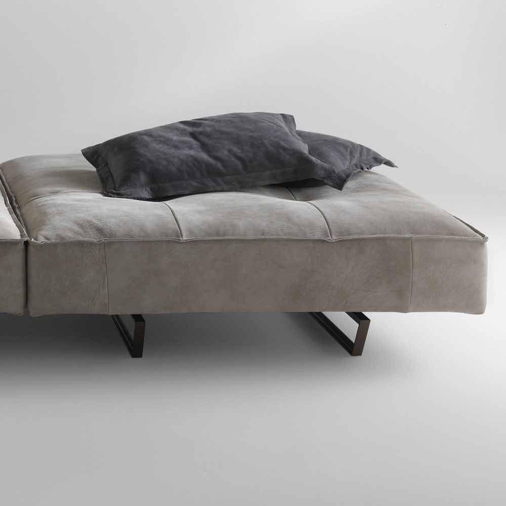 Divano Letto Componibile Design Dennis : Divani componibili design albert sectional chaise right