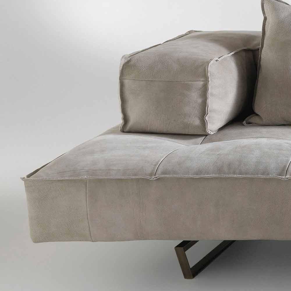 Rivestire divano pelle free lavoro da realizzare rifoderare divano with rivestire divano pelle - Rifoderare divano costo ...