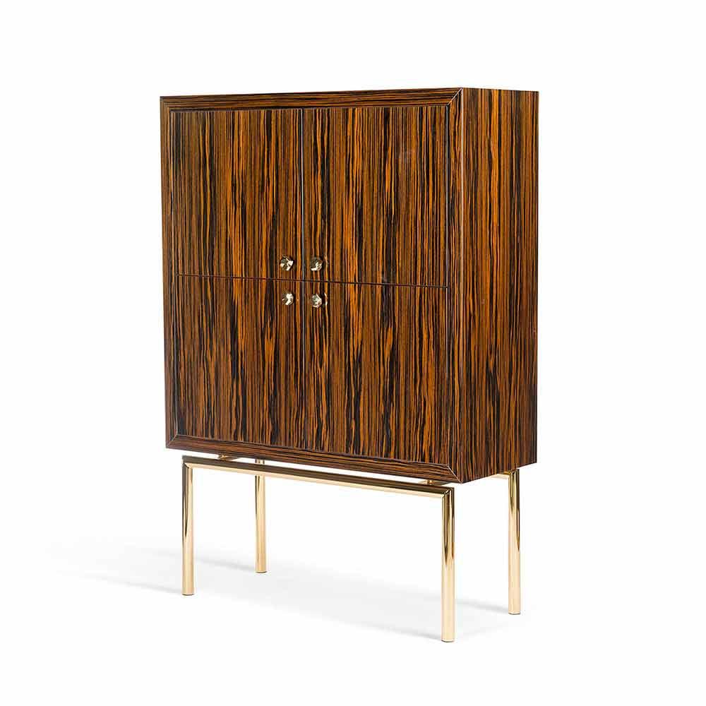 Mobili Credenze buffet in legno di design per cucina e soggiorno ...