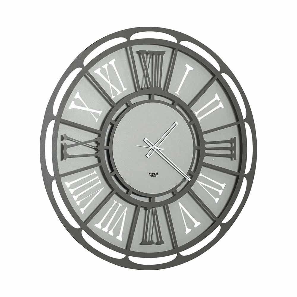 Orologio da Cucina da Parete Moderno in Ferro Made in Italy – Classicone