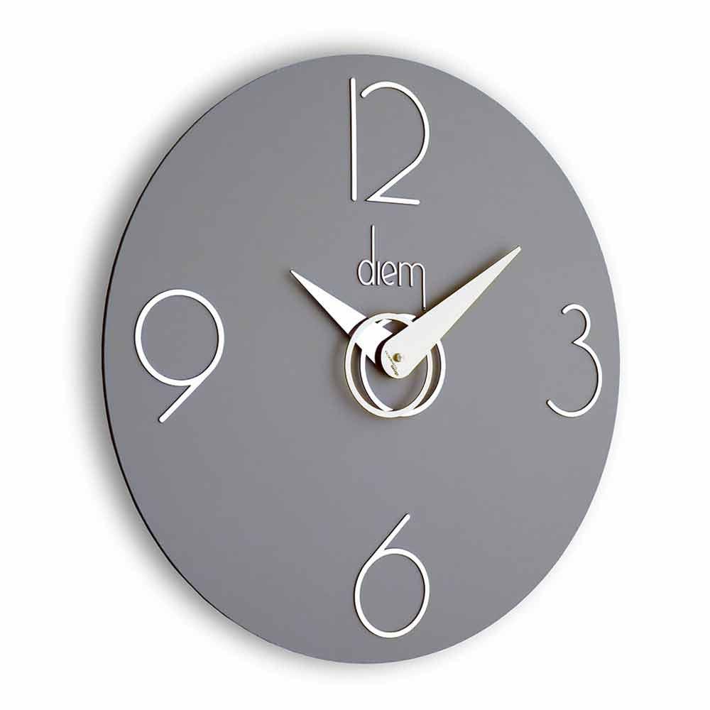 Orologio da muro moderno modello x3 design italiano - Orologio design parete ...