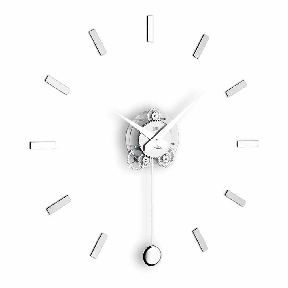 Orologio da parete baba pendolo made in italy - Orologi componibili da parete ...