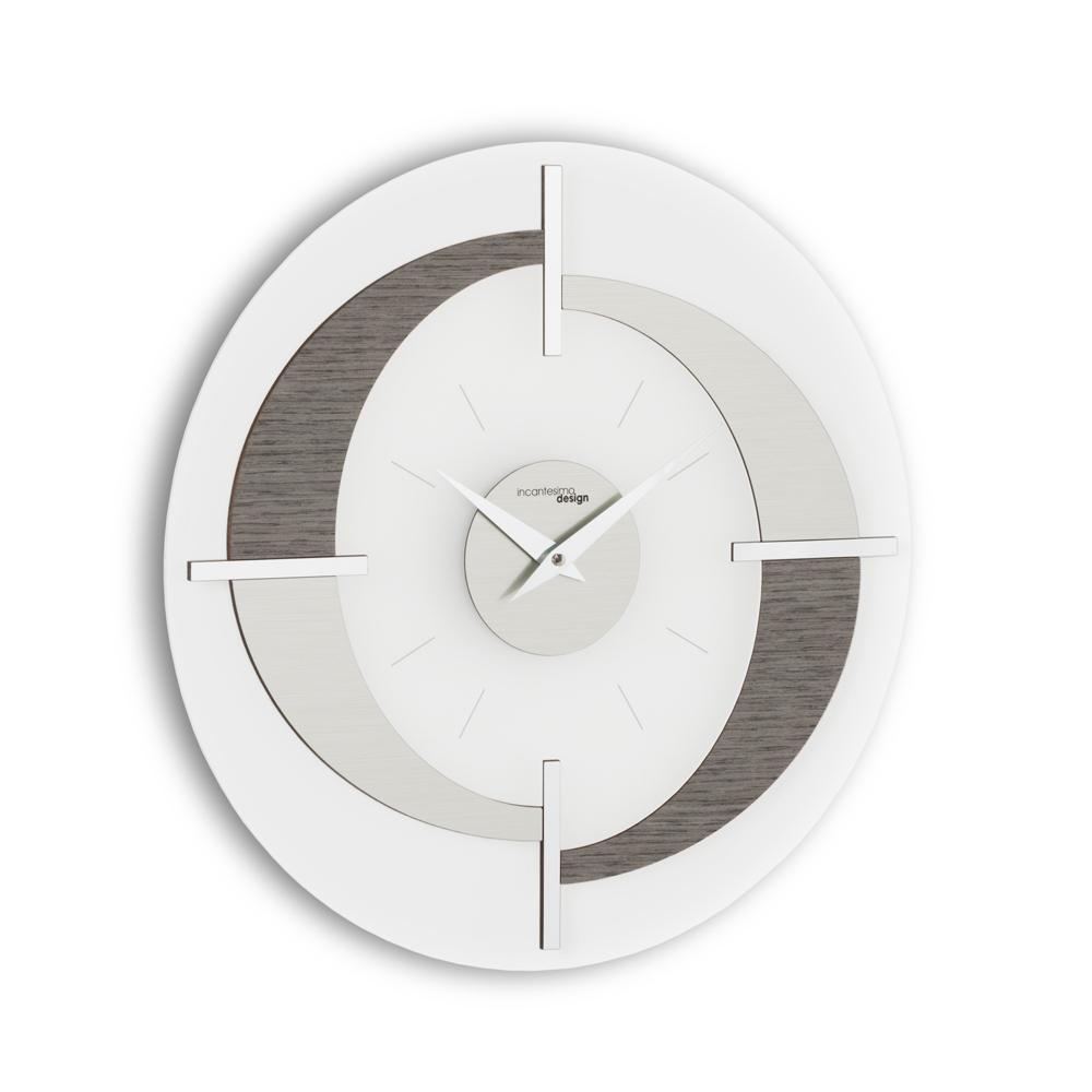 Orologio da parete moderno di design giove fatto in italia - Orologi moderni da parete ...