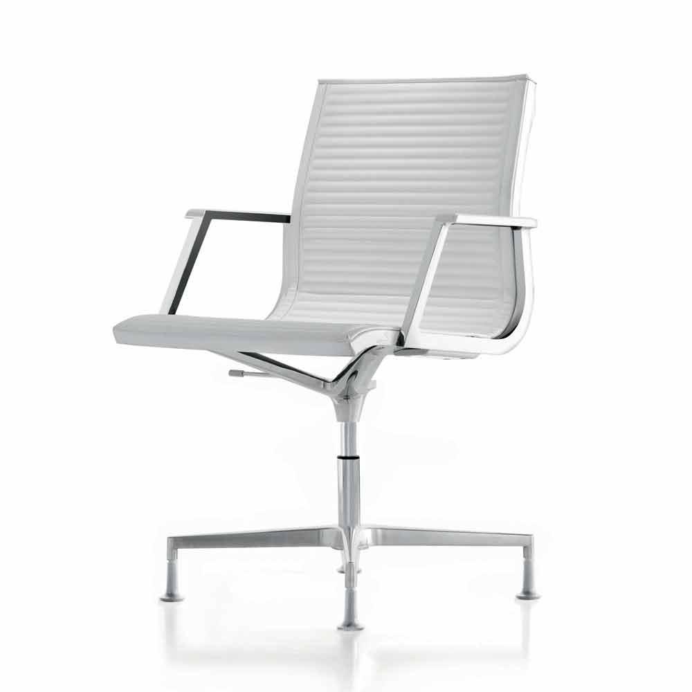 Poltrona da ufficio direzionale ergonomica Nulite by Luxy