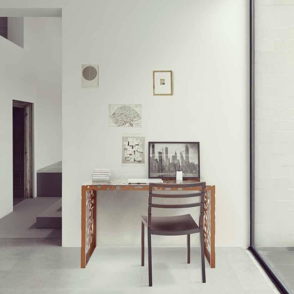 Moderne design schreibtisch kattedra 120x65x75 mabele for Lettere moderne