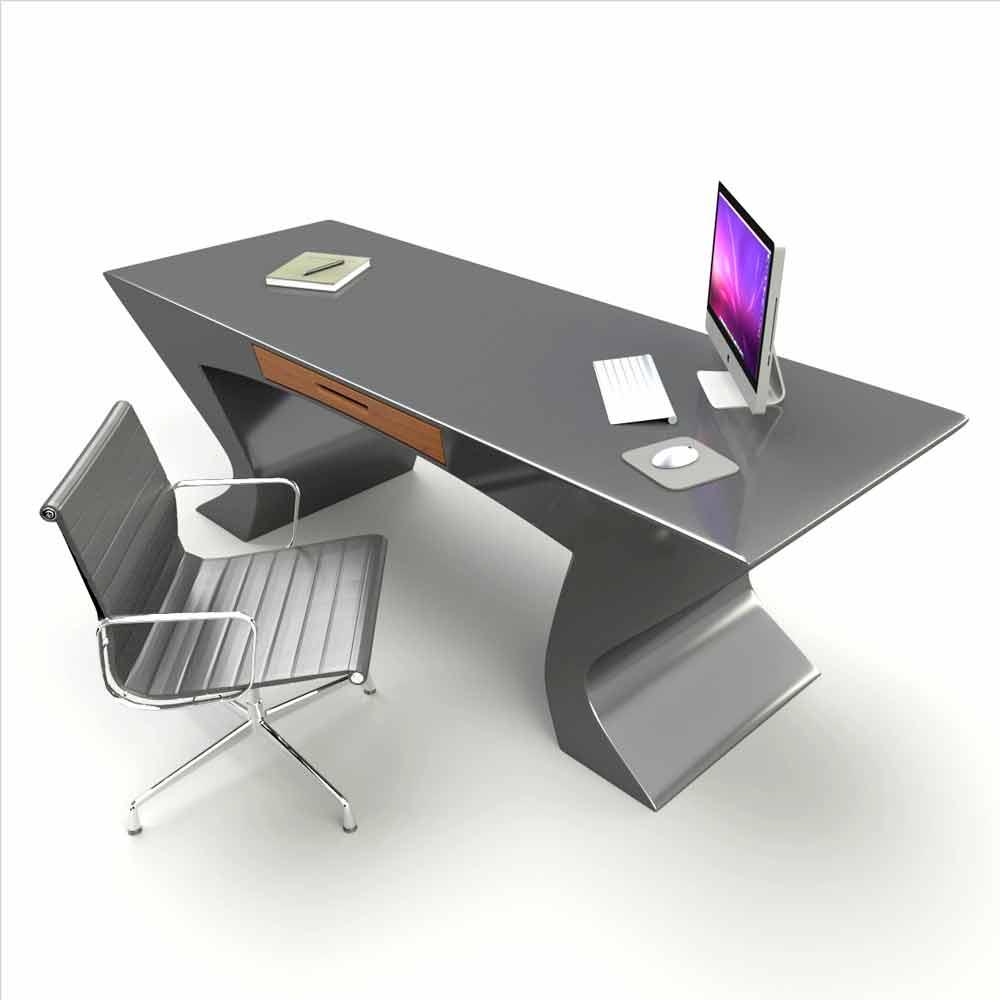 Scrivanie design ufficio scrivania per ufficio in for Scrivanie operative ufficio