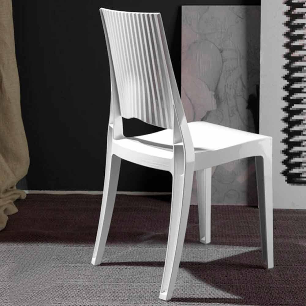 Sedia davey dal design moderno for Sedia design moderno
