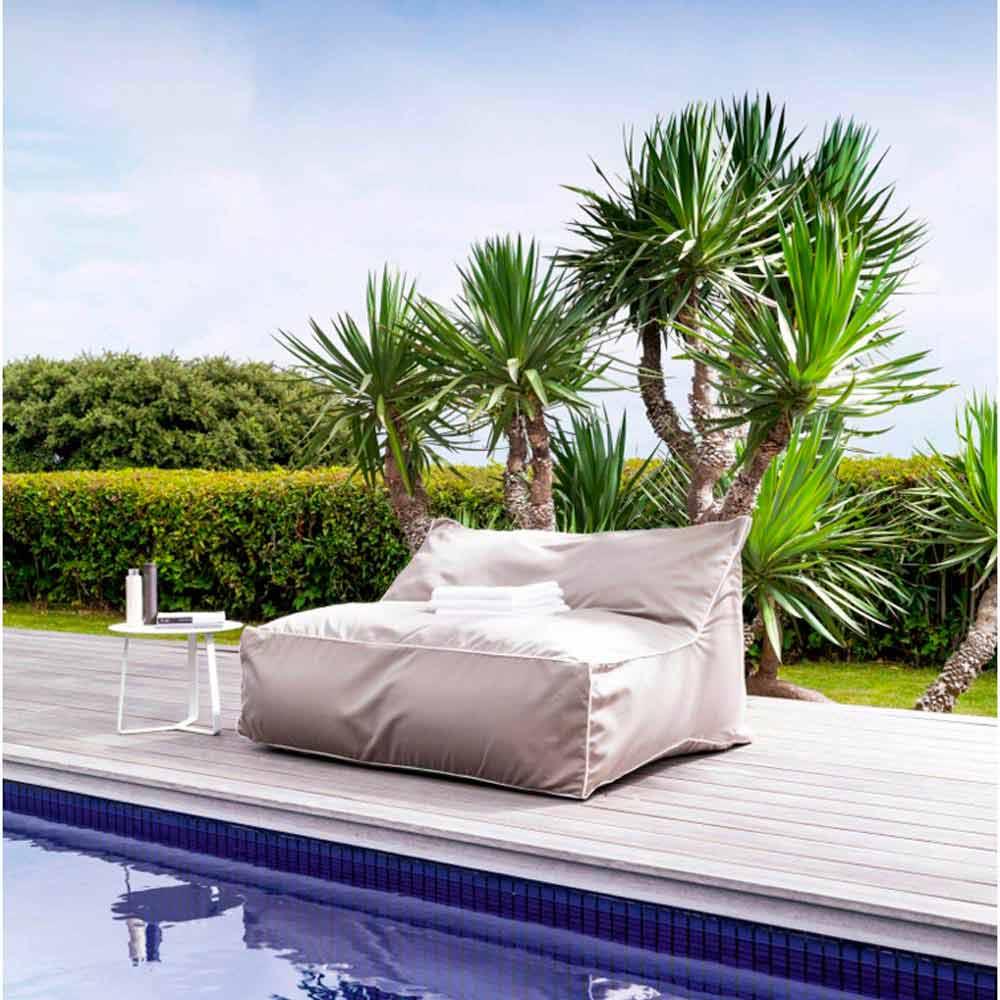 Seduta da giardino modello sacco double by talenti - Sitzsack garten outdoor ...