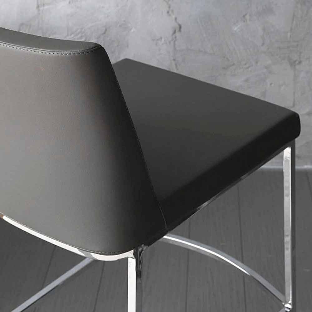 Sgabello Di Design Per Cucina O Sala Da Pranzo Celine H80