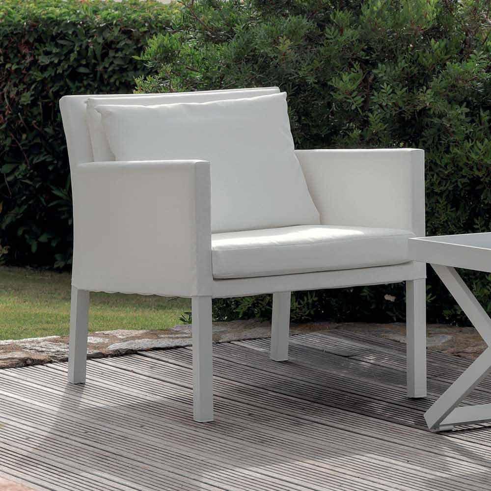 Talenti step salotto da giardino di design moderno made in italy - Giardino moderno design ...