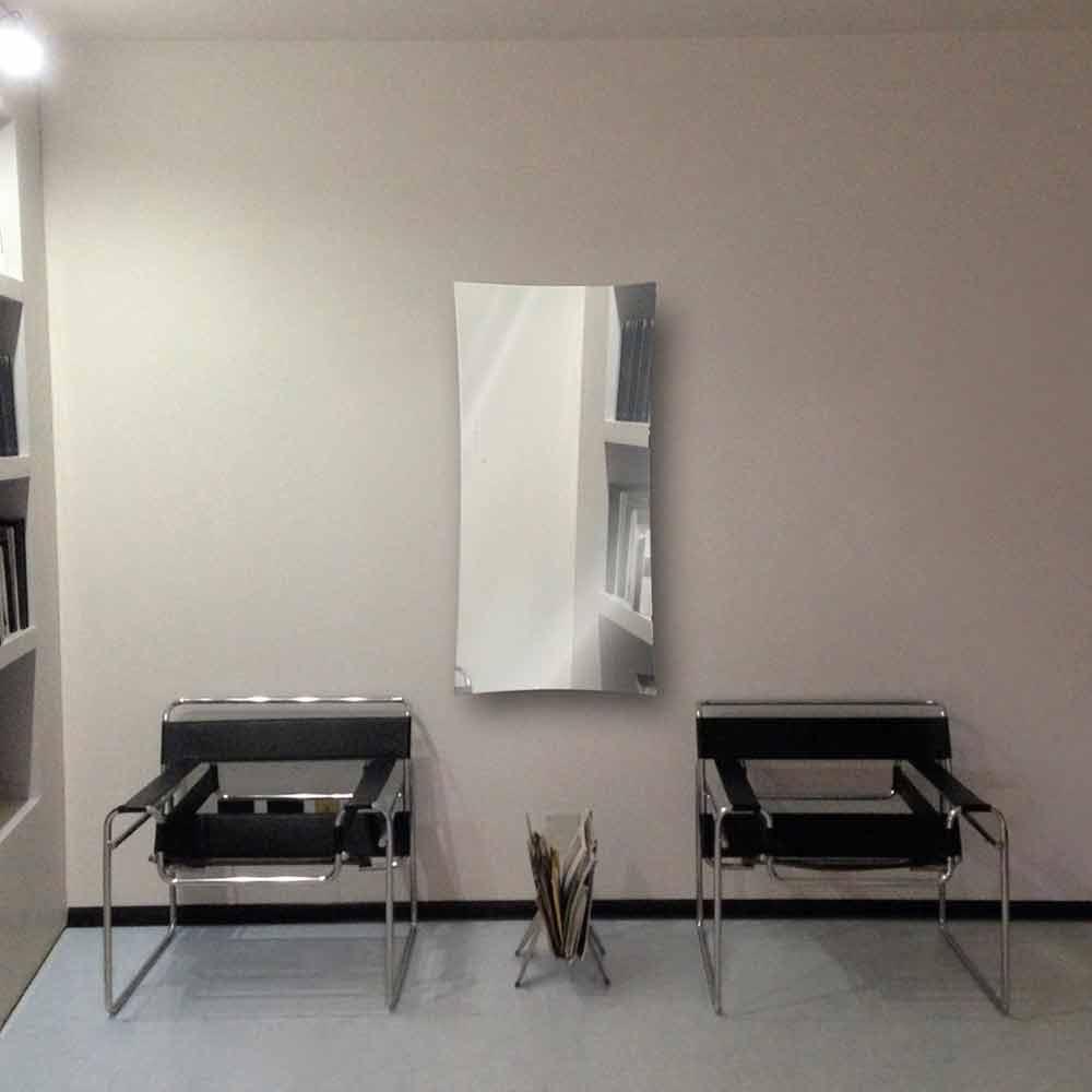 Termoarredo e radiatori a specchio in vetro elettrici e idraulici ...