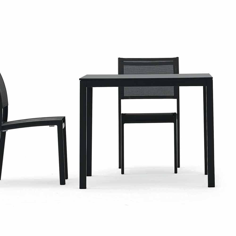 Tavoli da pranzo in legno o vetro di design classico o moderno ...