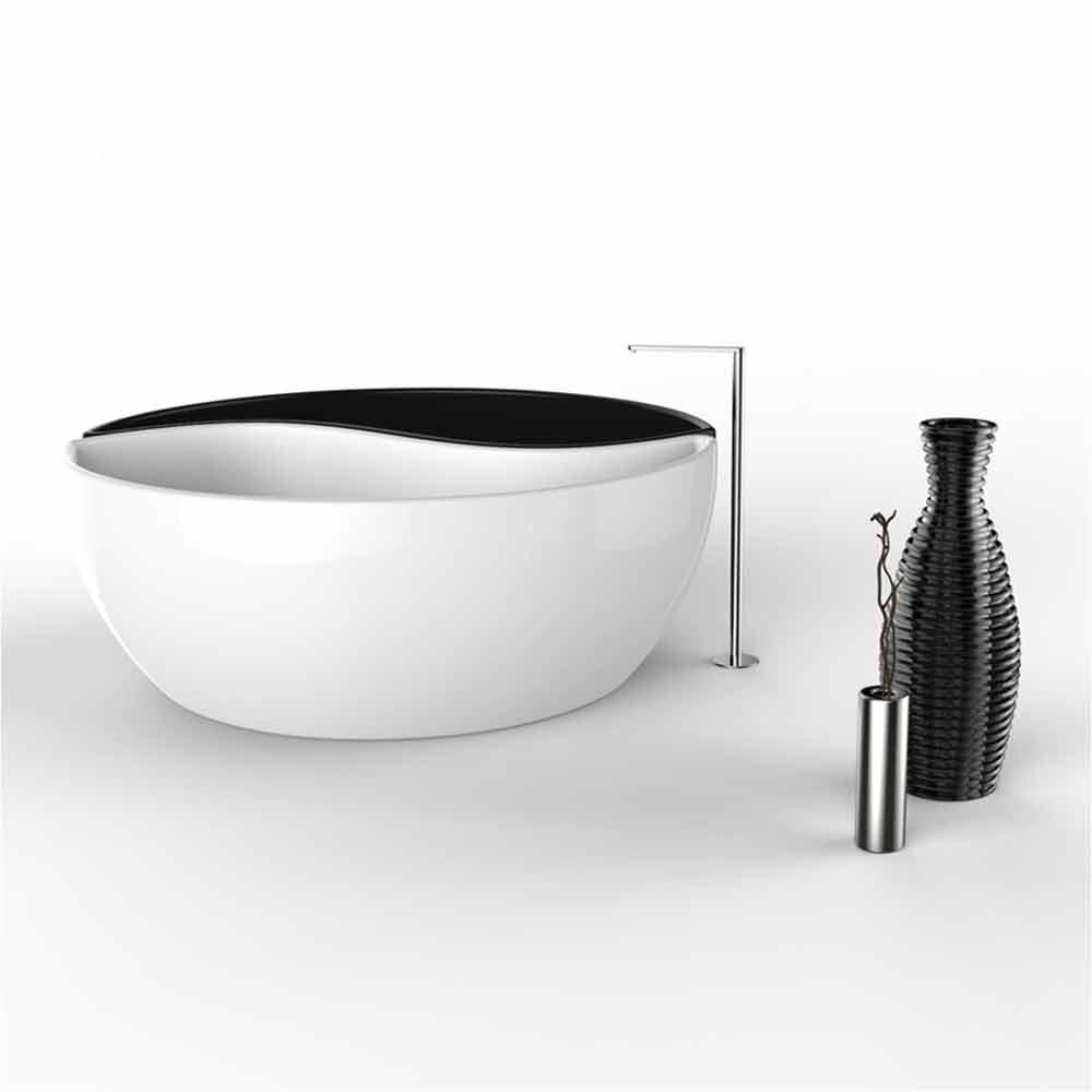 Vasca arredo bagno inadamantx bath tao made in italy - Decor italy vasca ...