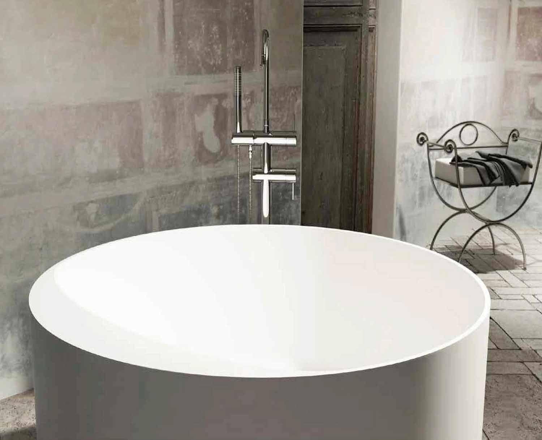 Vasca Da Bagno Hoppop : Vasca da bagno rotonda da incasso vasche da bagno low cost a
