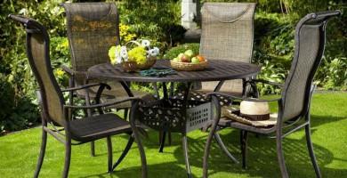 Sedie da Giardino o Esterno: Una Guida con 3 Criteri su Come Sceglierla