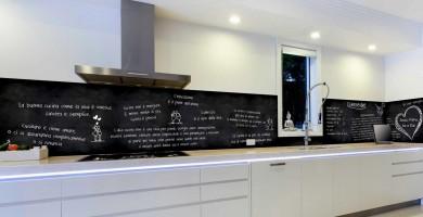 Rivestire Pareti e Muri con Pannelli dai Motivi Personalizzabili - Idea Casa e Cucina