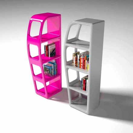 Libreria design B-Side Made in Italy