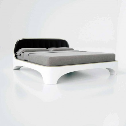 Letto Matrimoniale Luxury Design Moderno Elegance Made in Italy