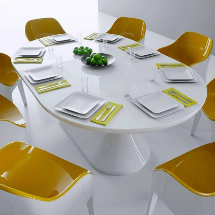Tavolo da pranzo design moderno Lunch Table made in Italy