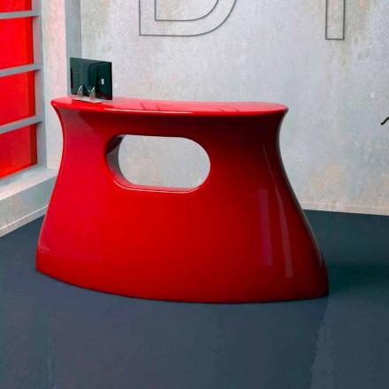 Tavolo Desk Accoglienza Bob Made in Italy