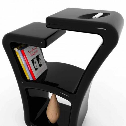 Consolle Multipiano Design Moderno Twice Made in Italy