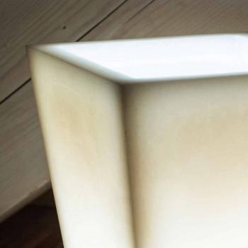 Abat-jour in Cera Profumata Effetto Graffiato di Design Made in Italy - Monia
