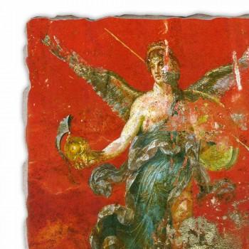 """Affresco grande Arte Romana """"Ciclo delle Muse"""" fatto in Italia"""