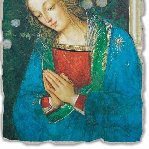 """Affresco grande fatto a mano in Italia Pinturicchio """"Natività"""""""