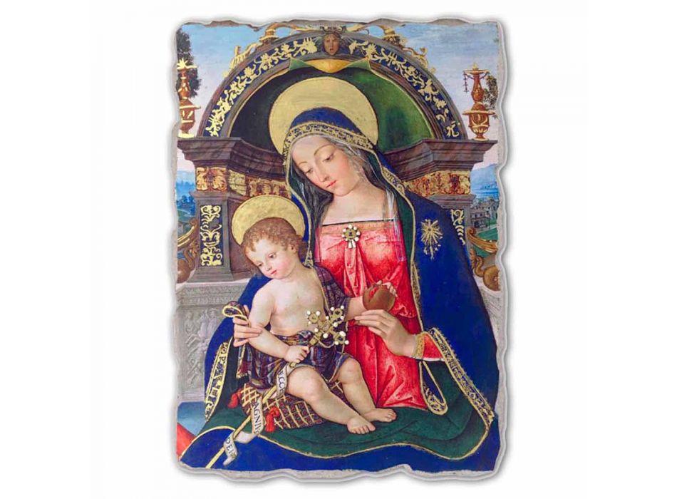Affresco grande Pinturicchio Pala di S. Maria dei Fossi