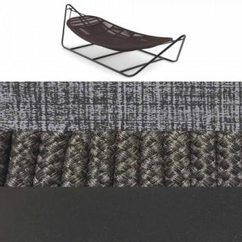 Amaca da Giardino Oscillante in Alluminio e Tessuto – Panama by Talenti