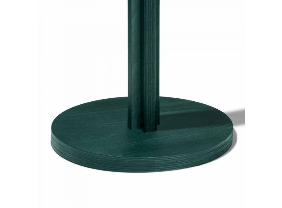 Appendiabiti da Terra di Design in Multistrato di Faggio Made in Italy - Alce