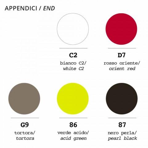 Appendiabiti da Terra in Polietilene Design ad Albero Made in Italy - Oldia
