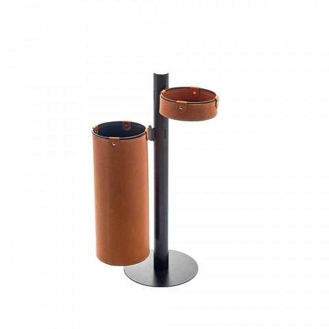Appenditutto da Terra di Moderno Design in Cuoio Made in Italy – Adelfo