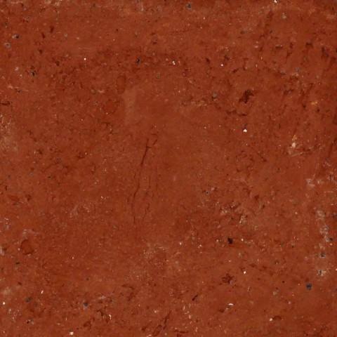 Applique da esterno ovale, in terracotta colorata Oval - Toscot