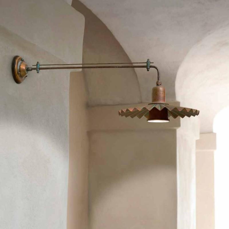 Applique design moderno, linea Civetta by Aldo Bernardi