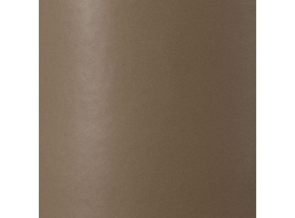Applique in Ceramica e Alluminio Realizzata a Mano in Italia - Toscot Clover
