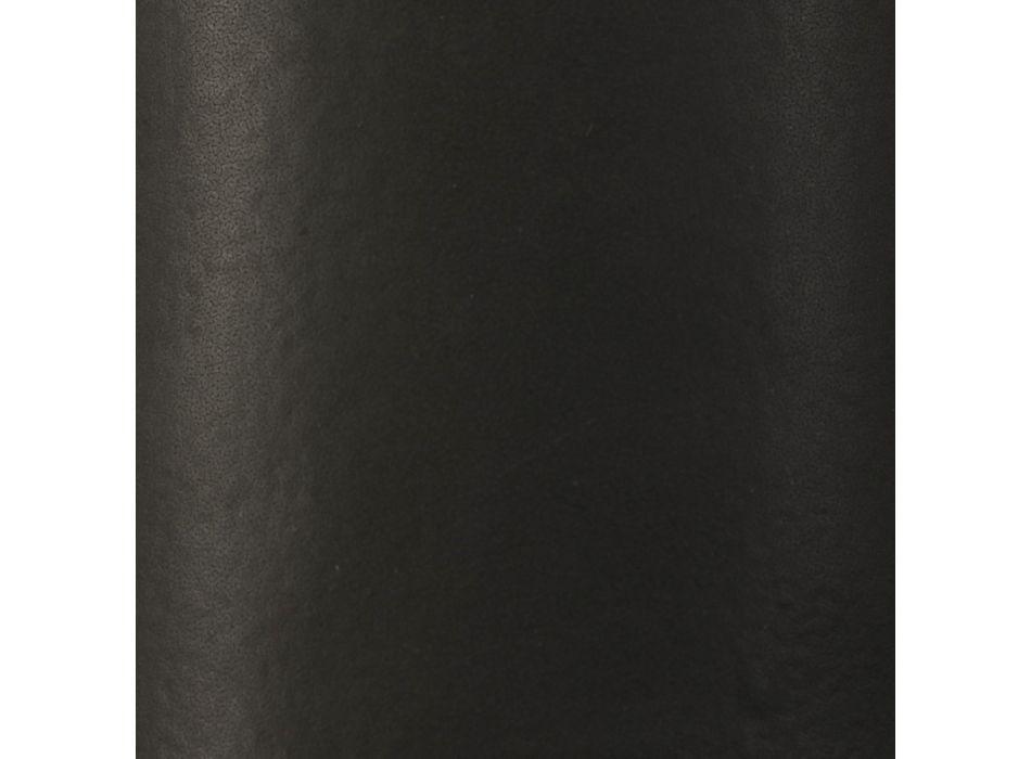 Applique Moderna in Ceramica e Rame Spazzolato Made in Italy - Toscot Match
