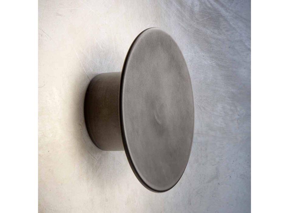 Applique per Esterno Moderna in Rame Made in Italy – Pasdedeux Aldo Bernardi