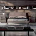 Camera da Letto Matrimoniale a 5 Elementi Arredamento Made in Italy - Scampia