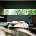 Camera da Letto a 7 Elementi Arredamento Realizzato in Italia - Rubino