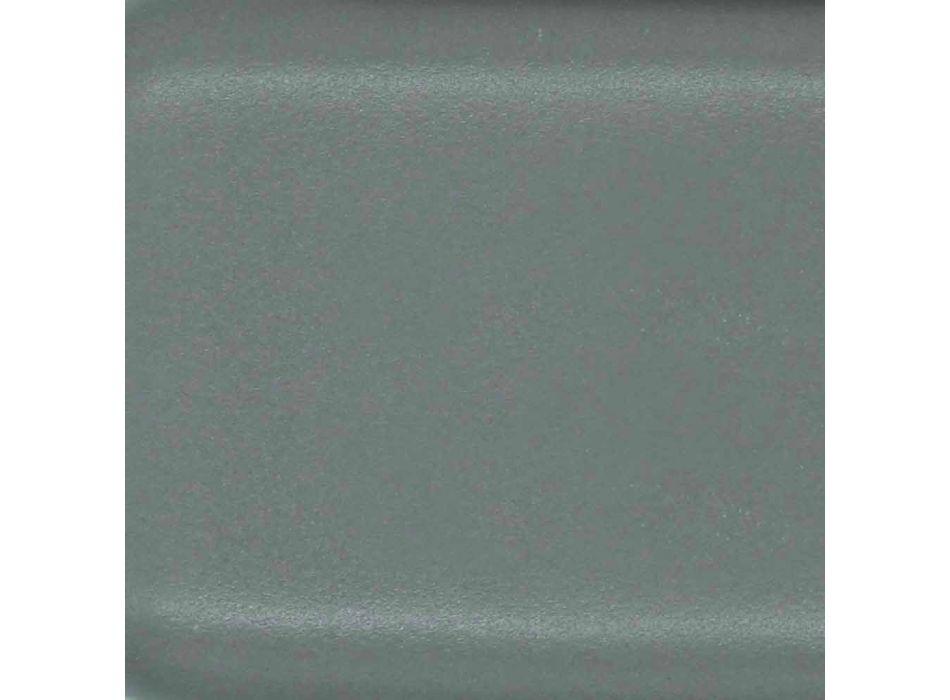 Bidet da Terra a Forma di Sfera in Ceramica Colorata Fanna